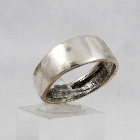 Unisex Plain Ring Band