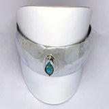 Turquoise Wide Bangle