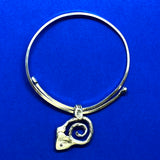 Adjustable Snake Bangle
