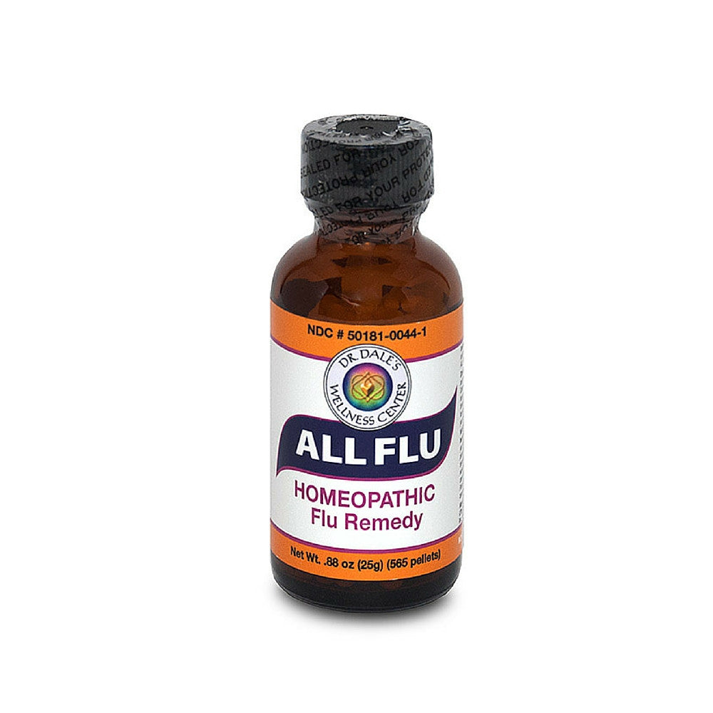 All Flu Homeopathic Pellets