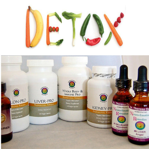 Whole Body Deep Cleanse Kit 13 Day Flush Protocol