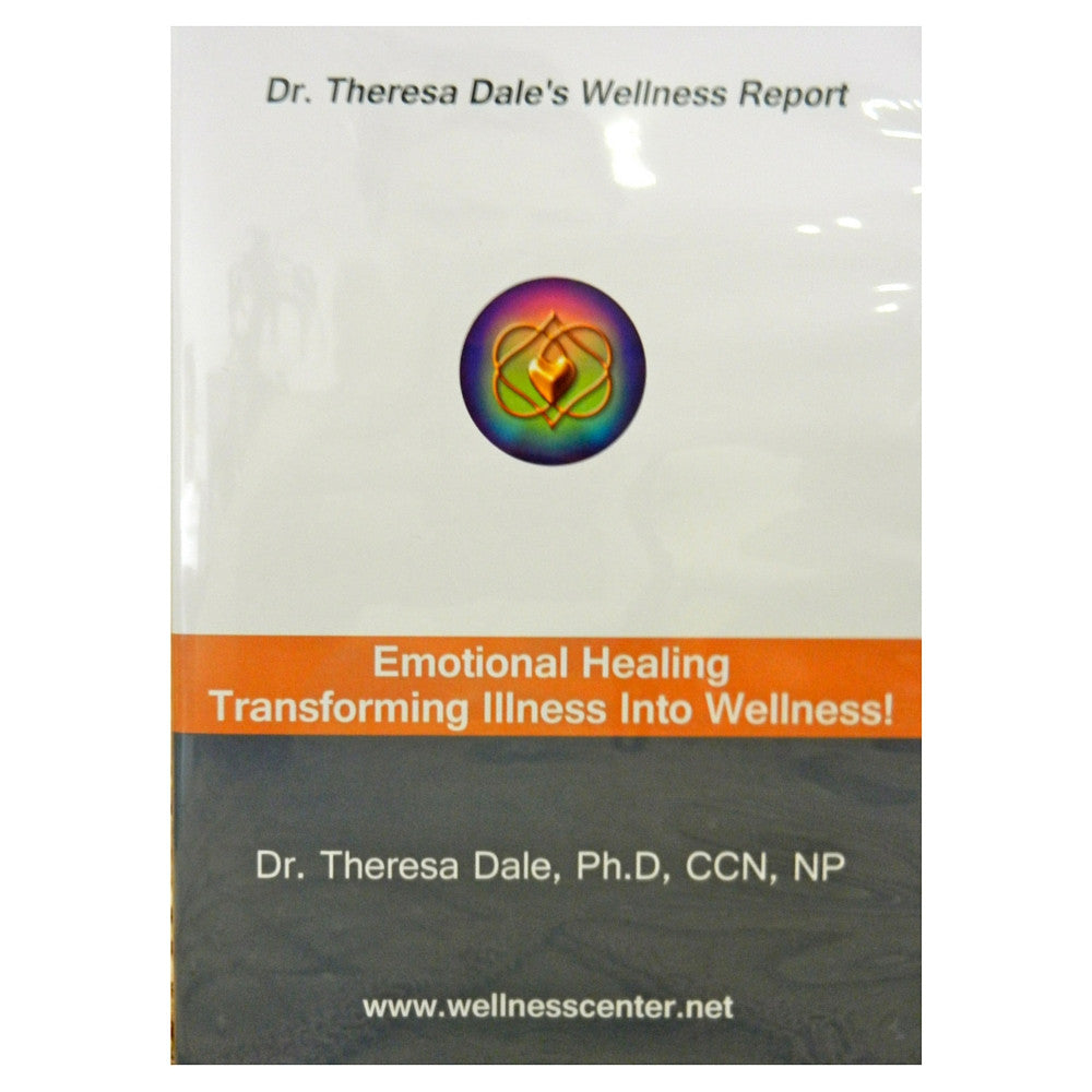 Healing Your Emotions ~ 2 Audio CD Set