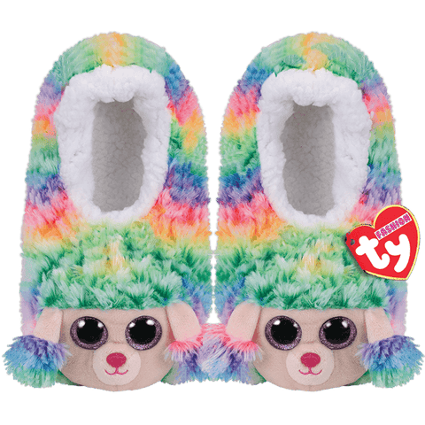 Ty Slippers | Rainbow