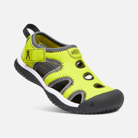 Keen Stingray Youth Sandal | Evening Primrose/Black
