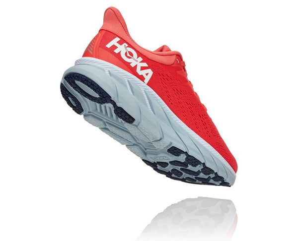 Hoka Clifton 7 | Hot Coral