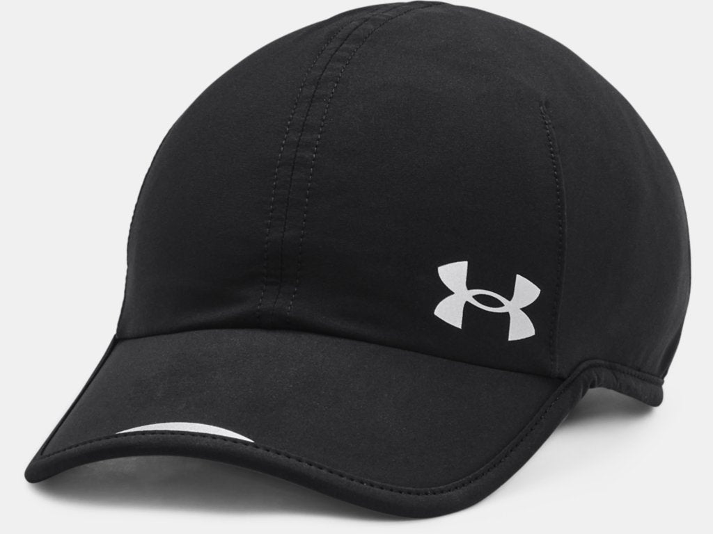 UA Iso-Chill Run Hat | Black