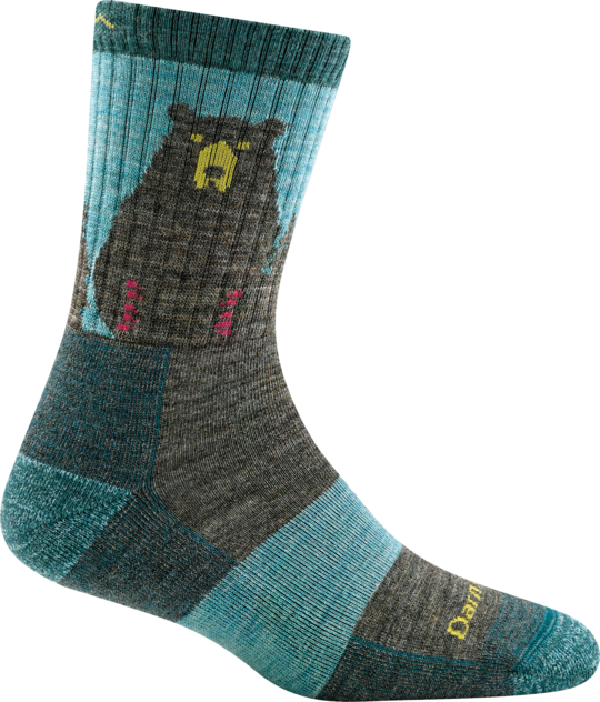 Darn Tough Bear Town Micro Crew Sock