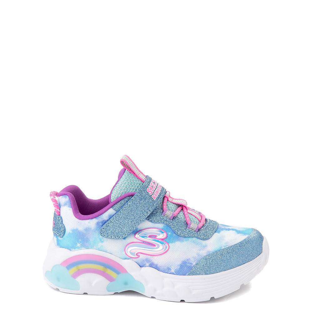Skechers Baby Rainbow Racer | Blue