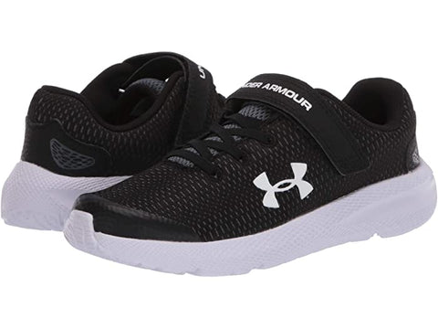 UA Kids Pursuit 2 | Black