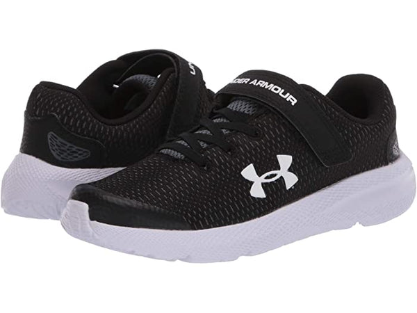 UA Grade-School Pursuit AC Running Shoe