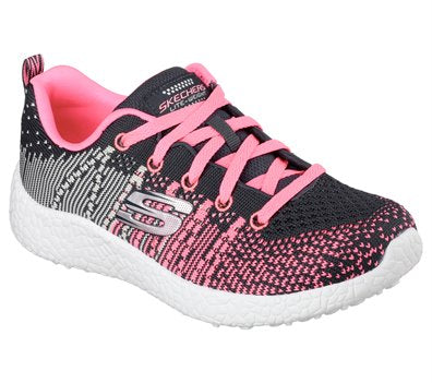 Skechers Burst Ellipse Kids' Running Shoe