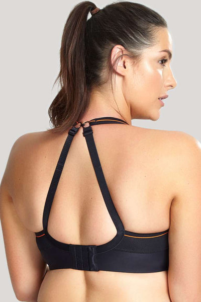 Panache Sculptresse Balconette Sports Bra | Black