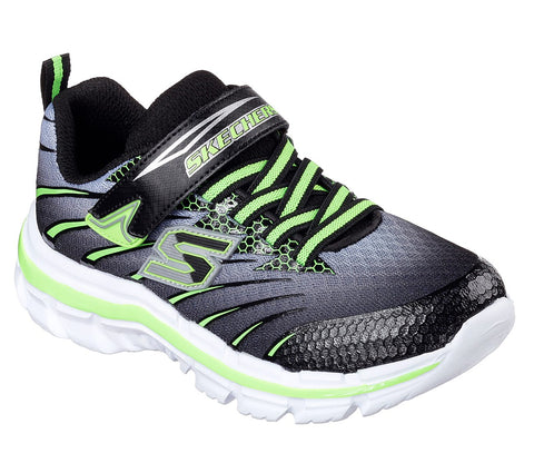 Skechers Nitrate Pulsar Kids' Running Shoe