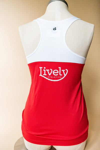 Lively Runners <3 Beer Tank