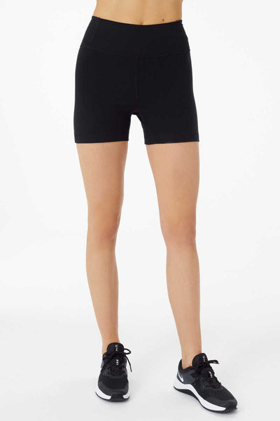 Lole Half Moon Shorts | Black