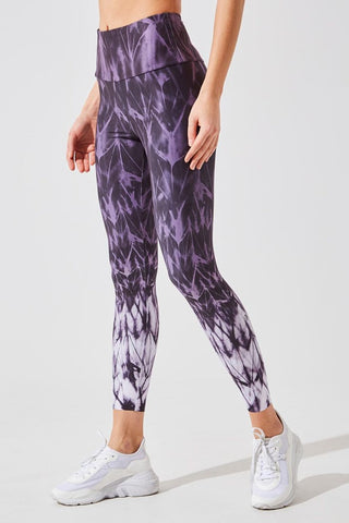 MPG Strive 7/8 Legging | Plum Origami