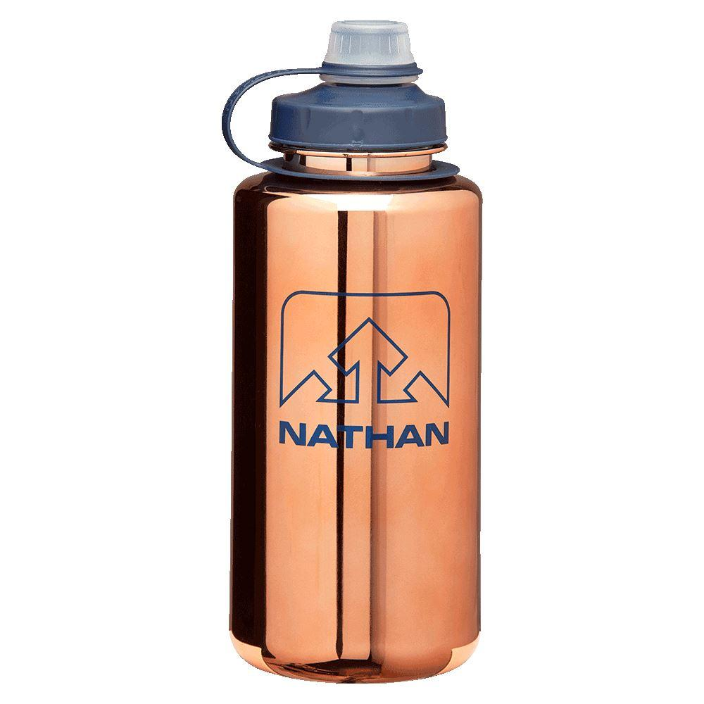 Nathan BigShot 1 Liter Hydration Bottle