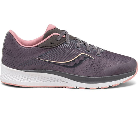 Saucony Youth Guide 14 | Blush/Grey