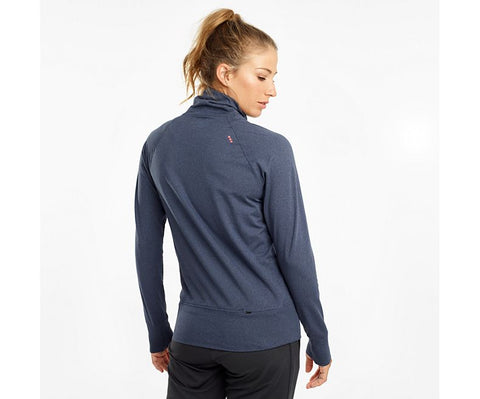 Saucony Sunday Funnel Neck Top