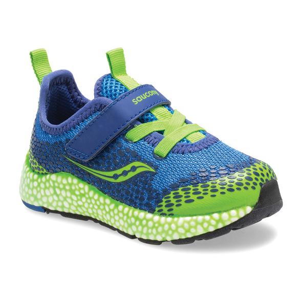 Saucony Kid's Astrofoam | Blue/Green