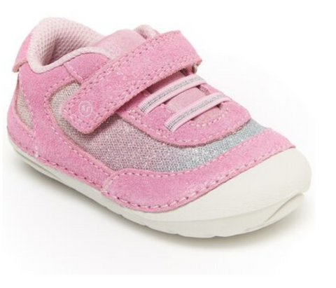 Little Kids Soft Motion Jazzy Sneaker