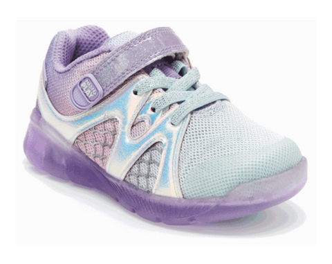 Stride Rite Little Kids Made2Play Lighted Mermaid Sneaker