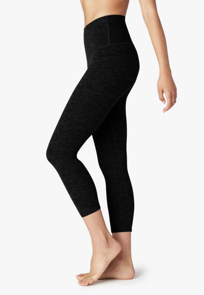 Spacedye Walk and Talk High Waisted Capri