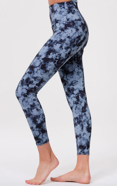 High Rise Midi Legging