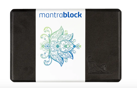 Mantra Dog Yoga Block