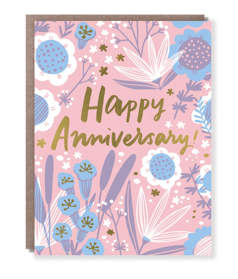 Hello!Lucky Anniversary Cards