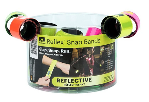 Nathan Reflective Snap Band