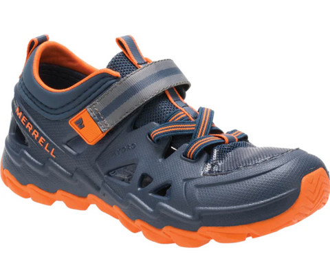 Merrell Tots' Hydro Hiker | Navy/Orange