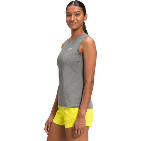 TNF Wander Boxy Tank | Medium Grey Heather