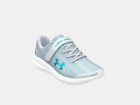 UA Kids' Pursuit 2 | Halo Gray