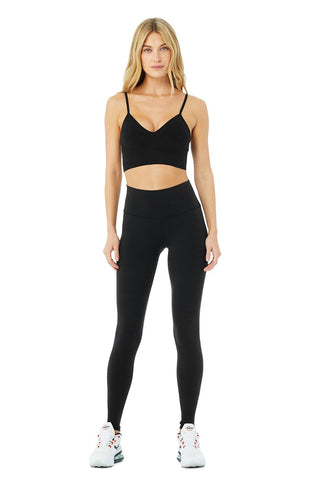 Alo Airbrush Legging |  Black