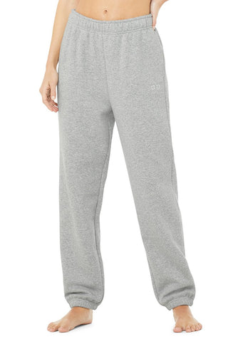 Alo Accolade Sweatpant | Dove Grey Heather