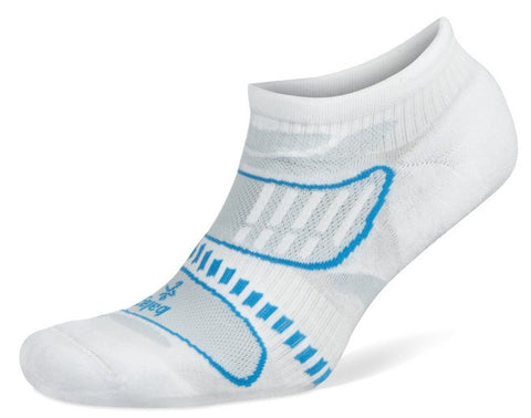Balega Ultralight | White/French Blue