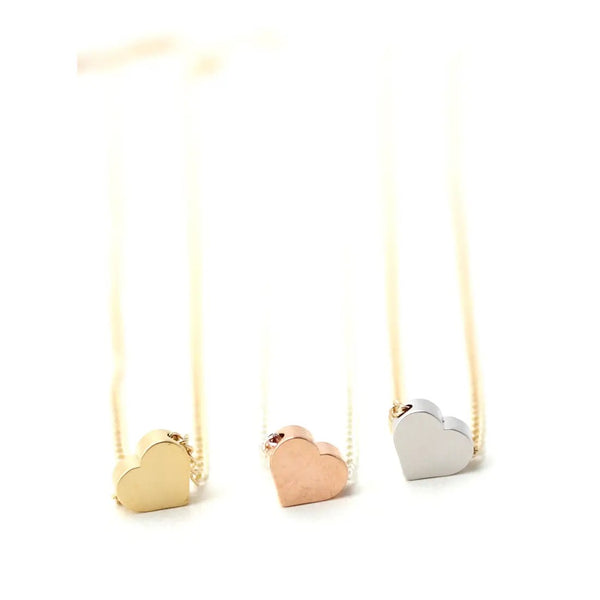 Crafts & Love Heart Necklace