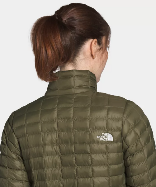 TNF ThermoBall Jacket | Burnt Olive Green