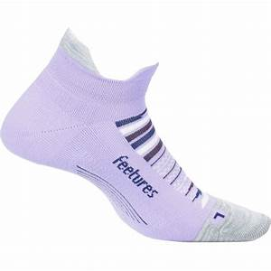 Feetures Elite Light Cushion No-Show Socks