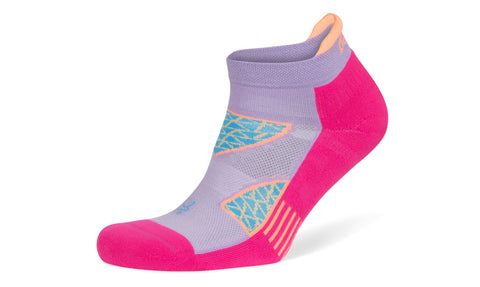 Balega Women's Enduro | Lavender/Electric Pink