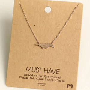Fame Toucan Necklace