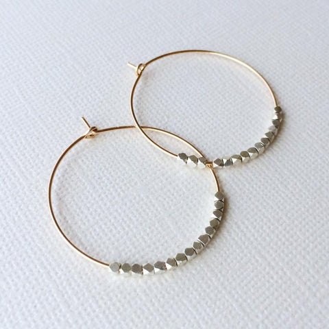 Marigold Mary Hoops