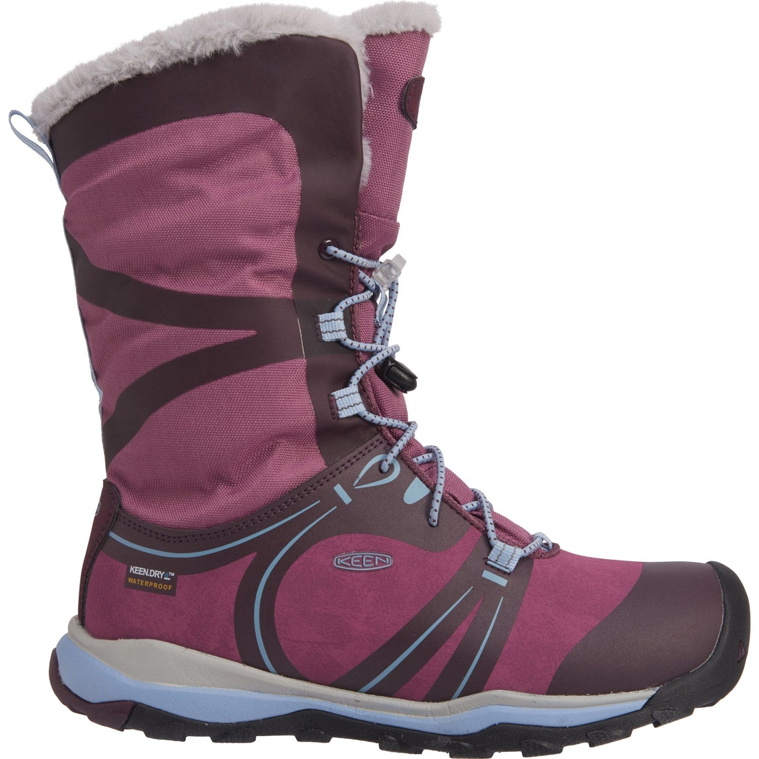 Keen Terradora Big Kids' Waterproof Boot