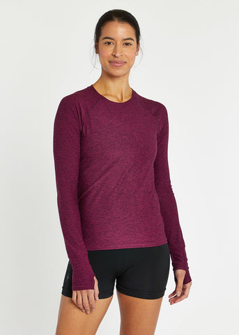 Oiselle Light Lux Long Sleeve | Queen/Empire