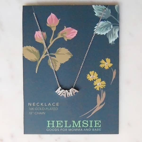 Helmsie Mama Necklace