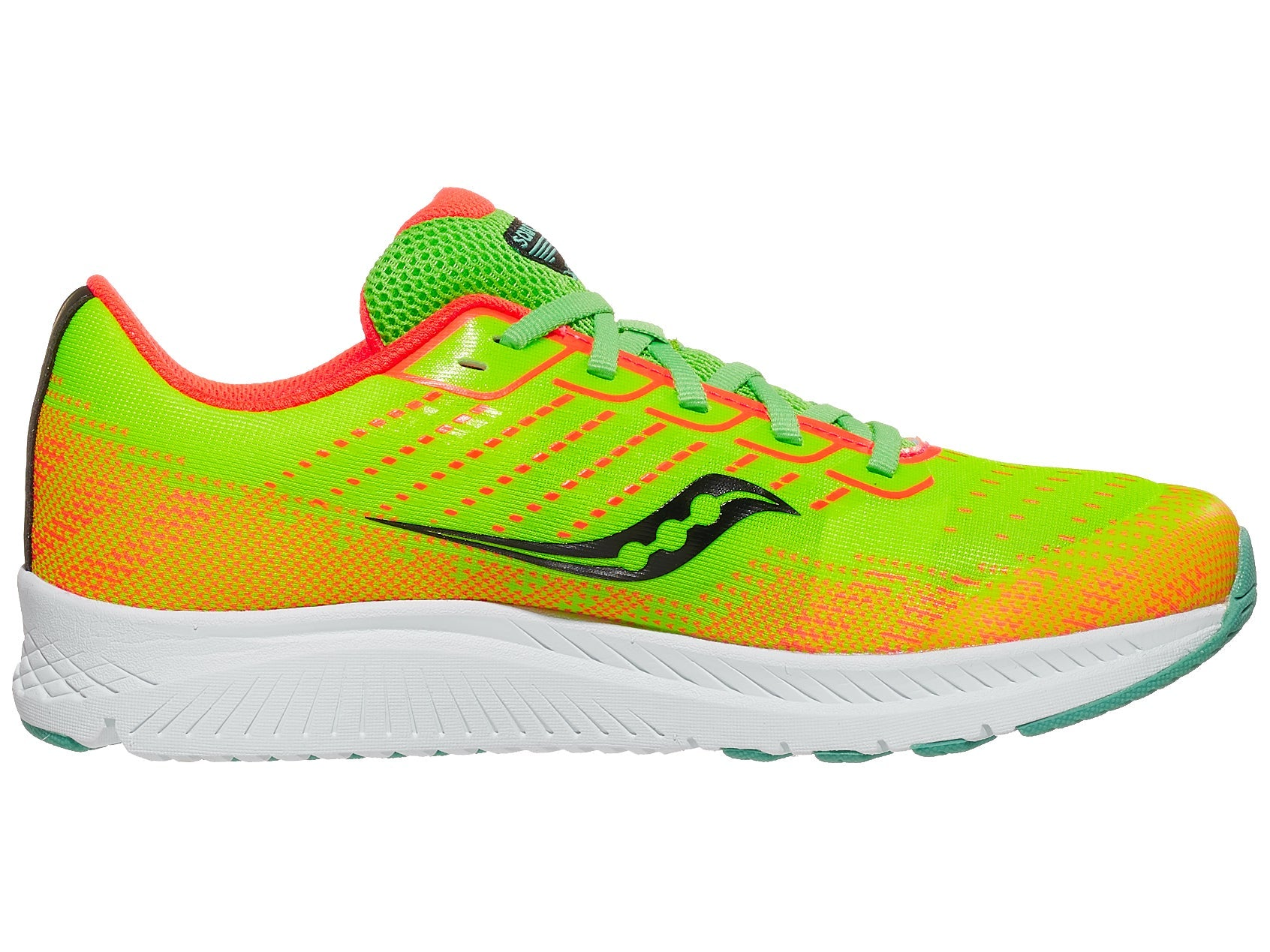 Saucony Youth Ride | Citron