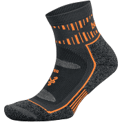 Balega Blister Resist Quarter | Grey/Orange