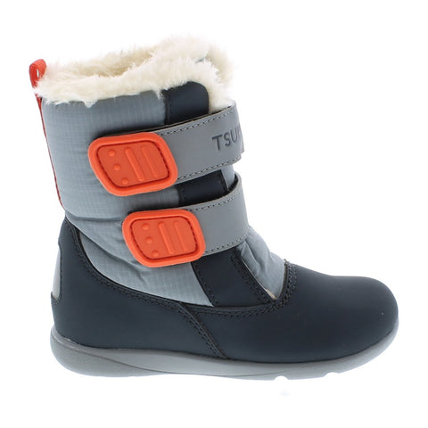 Tsukihoshi Teddy Child Boots