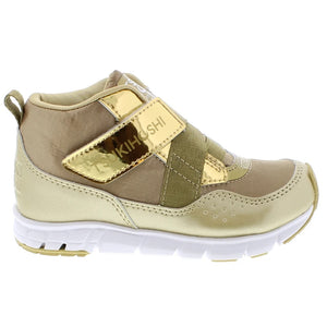 TOKYO Child Shoes (Gold/Honey)
